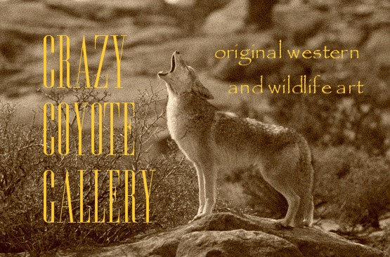 Crazy Coyote Gallery