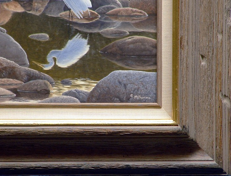 Denis Milhomme, Rocky Reflection